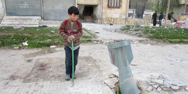 170884_Cluster_bomb_attack_on_Aleppo_0