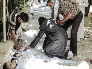 Syria, 'chemical weapon attacks'
