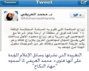 tweeter copy