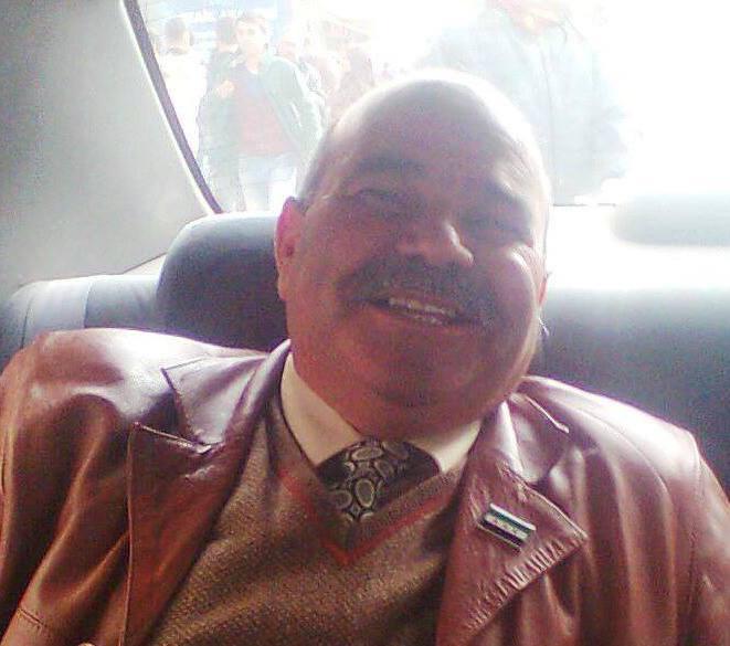 آخر صورة للأستاذ عبد الله الخليل قبل اختطافه