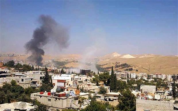 أدى عجز المجتمع الدولي عن وقف انتهاكات النظام السوري لحقوق الإنسان إلى أزمة النزوح الواسعة وغير المسبوقة