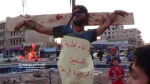 منذ تأسيسها، تقوم داعش بتنفيذ أعمال قتل واعتداء على الحريات بصورة ممنهجة وواسعة