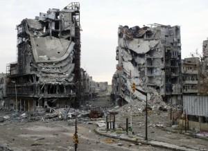 أدت الجرائم التي تم ارتكابها في حمص بشكل ممنهج ومستمر لهجرة أكثر من مليون من سكان المدينة، ولم يتبق فيها إلا بضعة آلاف فقط