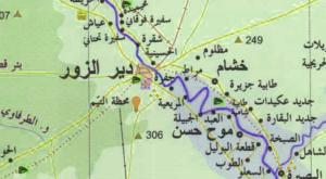 أدّى استهداف ميليشيات داعش لبلدة خشام غرب المدينة قبل ثلاثة أيام لقطع التيار الكهربائي عن المدينة