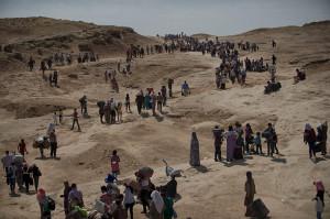 أكثر من نصف السوريين غادروا بيوتهم بحسب مفوضية الأمم المتحدة لشؤون اللاجئين