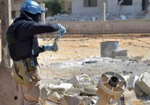 رفض المجتمع الدولي البحث عن مرتكب مجزرة الغوطة، واكتفى بسحب أحد الأسلحة التي استخدمها، وأبقى معه بقية الأسلحة!