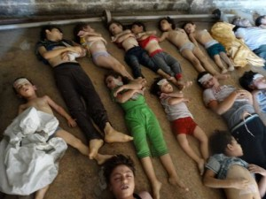 مقتل 1400 شخص لم يحرك العالم على الأقل لتحديد الجناة، وقرر بدلاً من ذلك تسجيلها ضد مجهول!