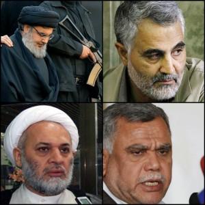 معظم الشخصيات القائمة على دعم الميليشيات الاجنبية هي شخصيات معروفة في إيران والعراق ولبنان، ويمكن محاسبتها قانوناً عن الجرائم التي ارتكبتها الميليشيات