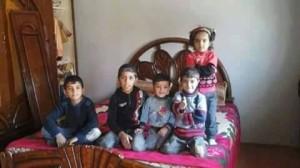 الأطفال الضحايا هم أشقاء من أسرة واحدة