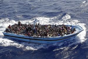 قتل أكثر من 3500 شخص في البحر المتوسط خلال العام الماضي أثناء محاولتهم الوصول إلى السواحل الأوروبية