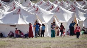 تُعدّ أوضاع اللاجئين السوريين في تركيا من أفضل الأوضاع مقارنة مع بقية الدول المستضيفة