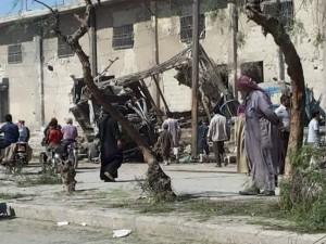 شهد رمضان أربع مجازر استهدفت الأسواق الشعبية أثناء قيام المواطنين بالتسوق