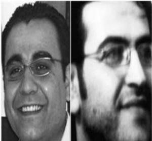 من بين المفرج عنهم هاني زيتاني وحسين غرير