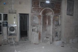 شهد رمضان 26 استهدافاً للمساجد، وكانت جميع أعمال الاستهداف من قبل قوات النظام وقوات تنظيم داعش