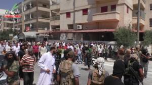 تم تنفيذ عمليات الإعدام بعد خروج المصلين من صلاة الجمعة