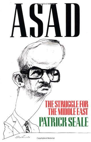 يُعرف عن باتريك سيل قربه من الرئيس السابق حافظ الأسد