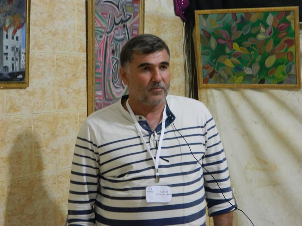 أدّت الاشتباكات في حريتان إلى مقتل المسعف مصطفى ماهر بوشناق