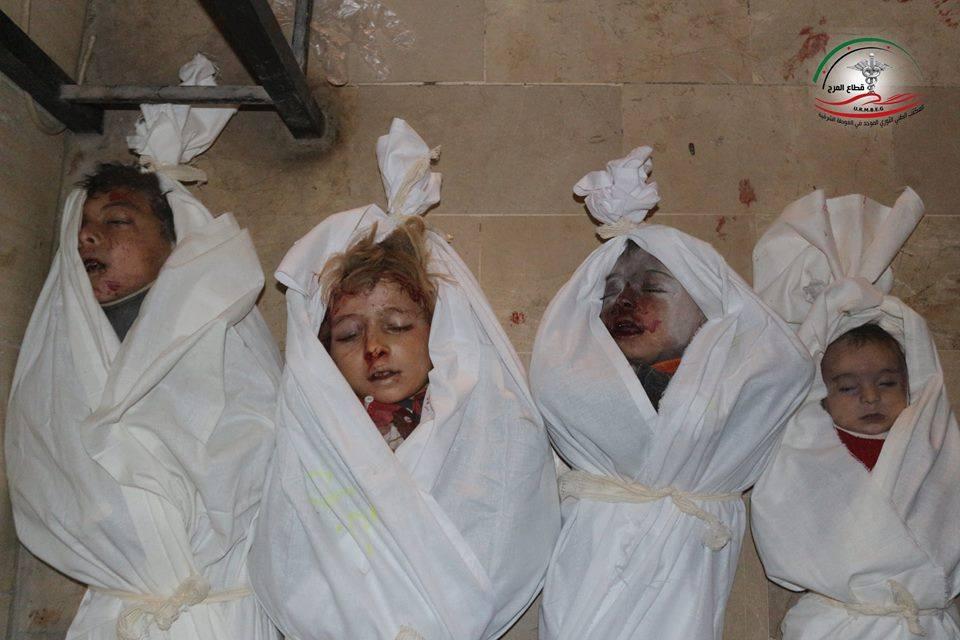 معظم الضحايا هم من الأطفال