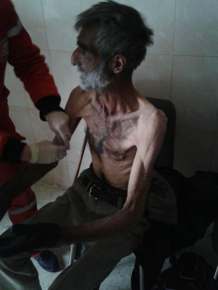قُتل خمسة أشخاص متأثرين بنقص الطعام والدواء بعد دخول المساعدات الإنسانية إلى مضايا