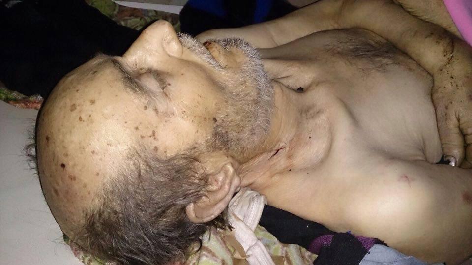 توفي ماجد رجب في مدينة داريا نتيجة لنقص الأدوية في المدينة