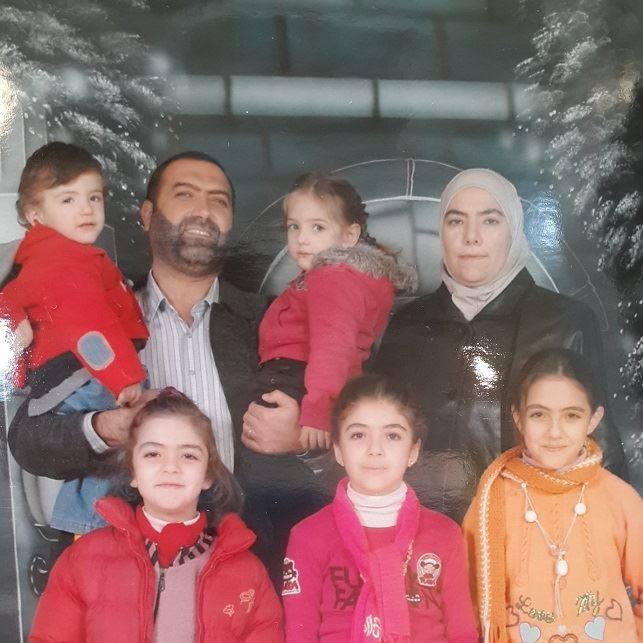 ثلاث سنوات مرّت على اعتقال د. رانيا وزوجها وأطفالها الستة