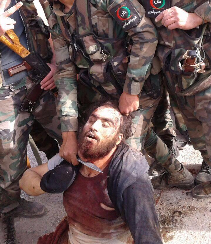 توثّق الميليشيا بنفسها بعض الجرائم التي تقوم بارتكابها في سورية