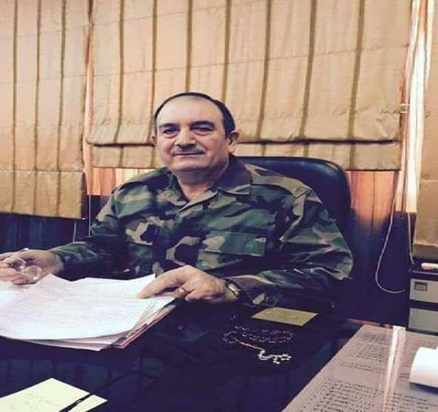 أدّت الهجمات إلى مقتل رئيس الفرع 261 اللواء حسن دعبول