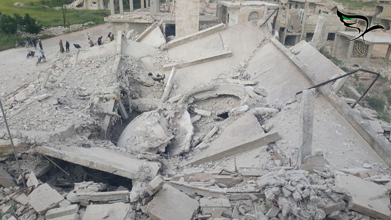 عدسة اللجنة السورية لحقوق الإنسان