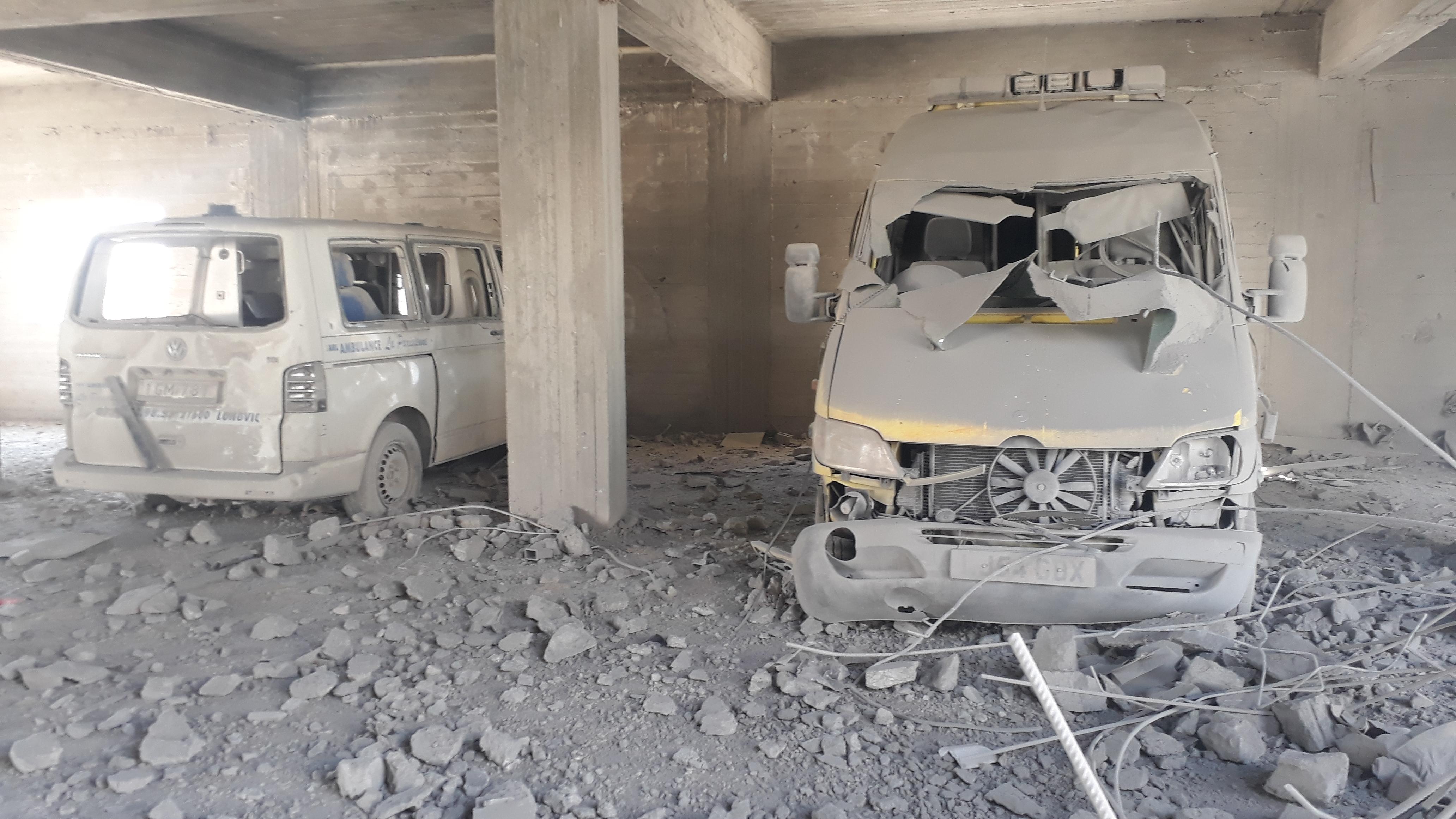 20170926 Sham Hospital Kifranbul (3)