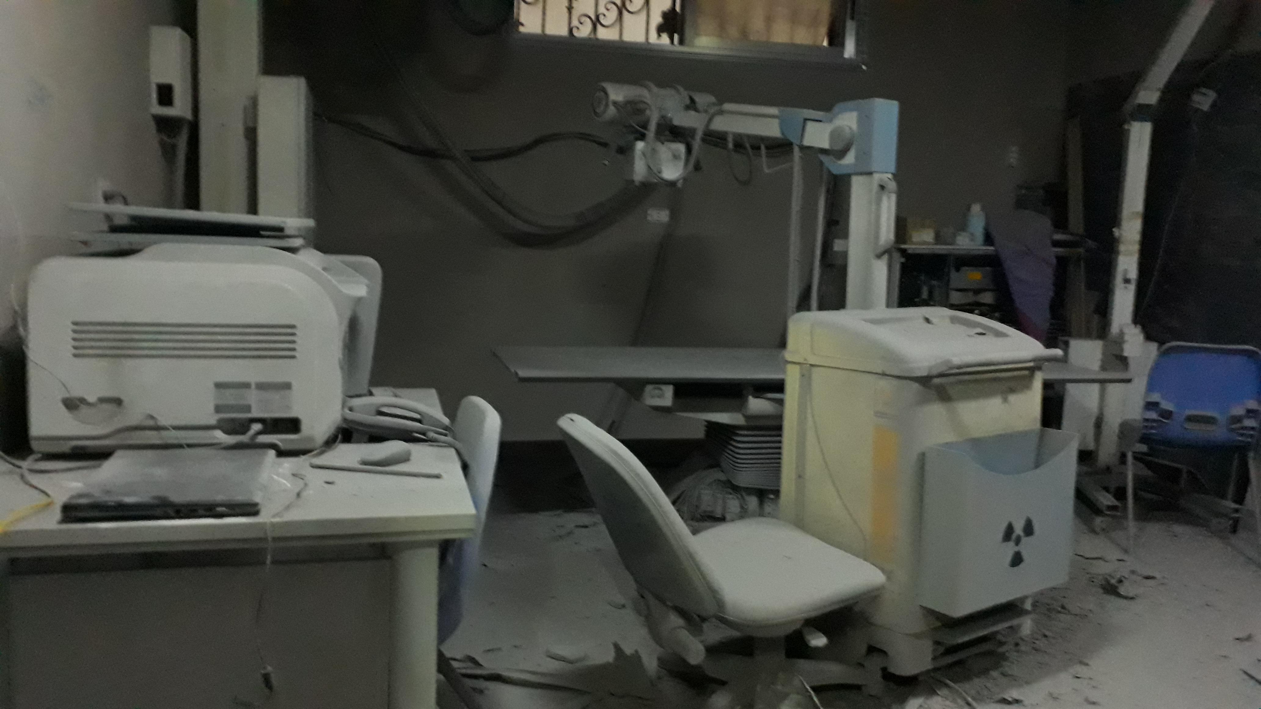 20170926 Sham Hospital Kifranbul (5)