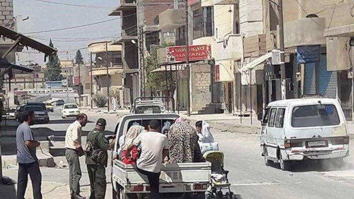 اعتقالات في دير الزور