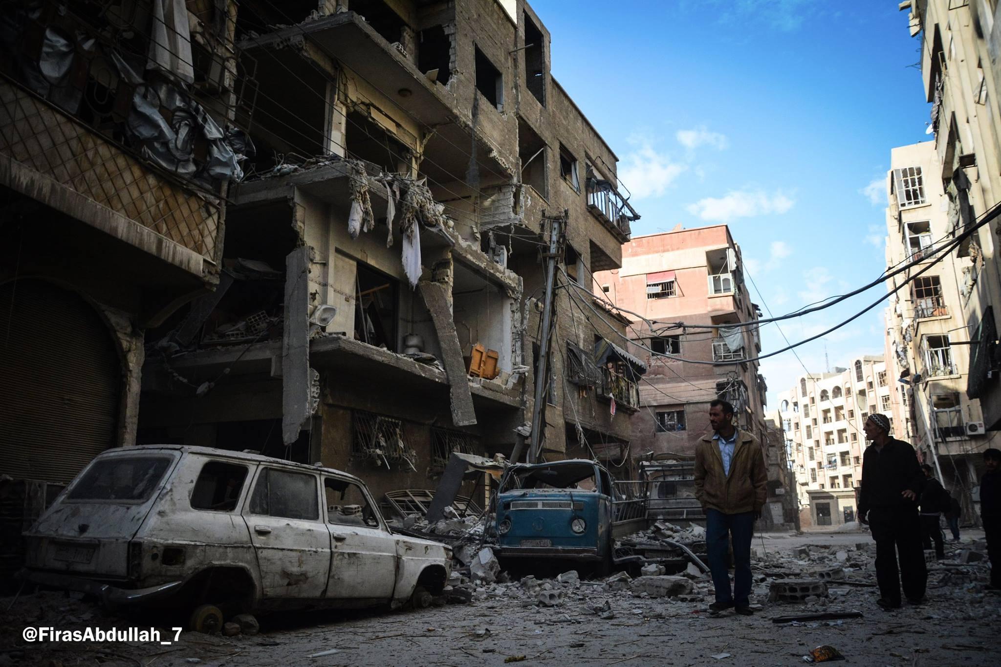 الغوطة الشرقية -19 شباط