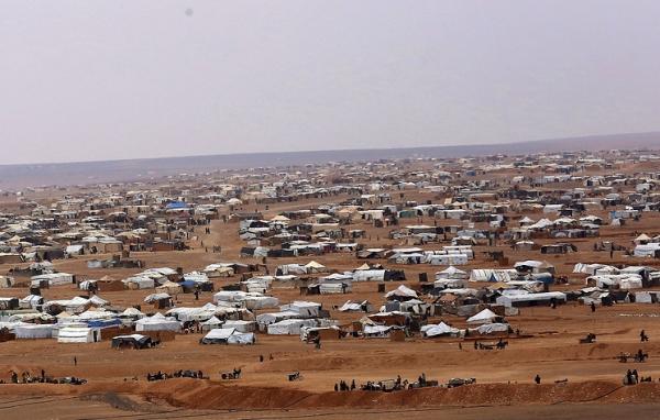 rukban refugee camp